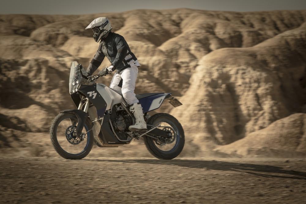 Motorok Yamaha T7 (2017)