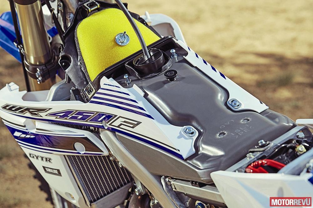 Motorok Yamaha WR450F 2016