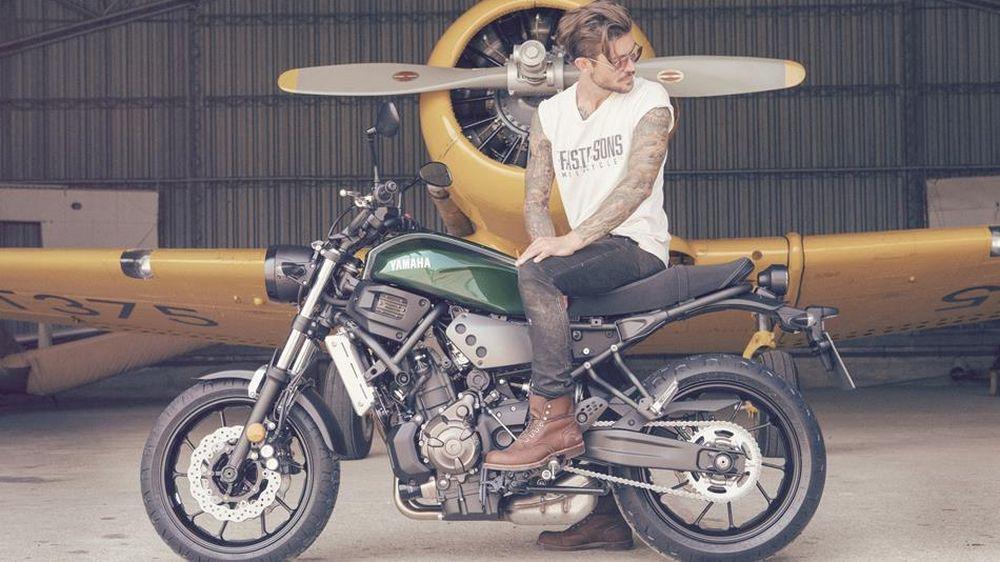 Motorok Yamaha XSR700