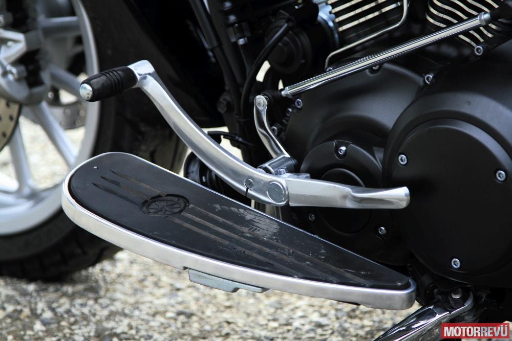 Motorok Yamaha XV1900A CFD