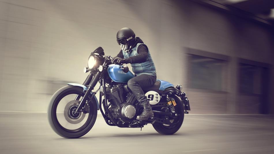 Motorok Yamaha XV950 Racer