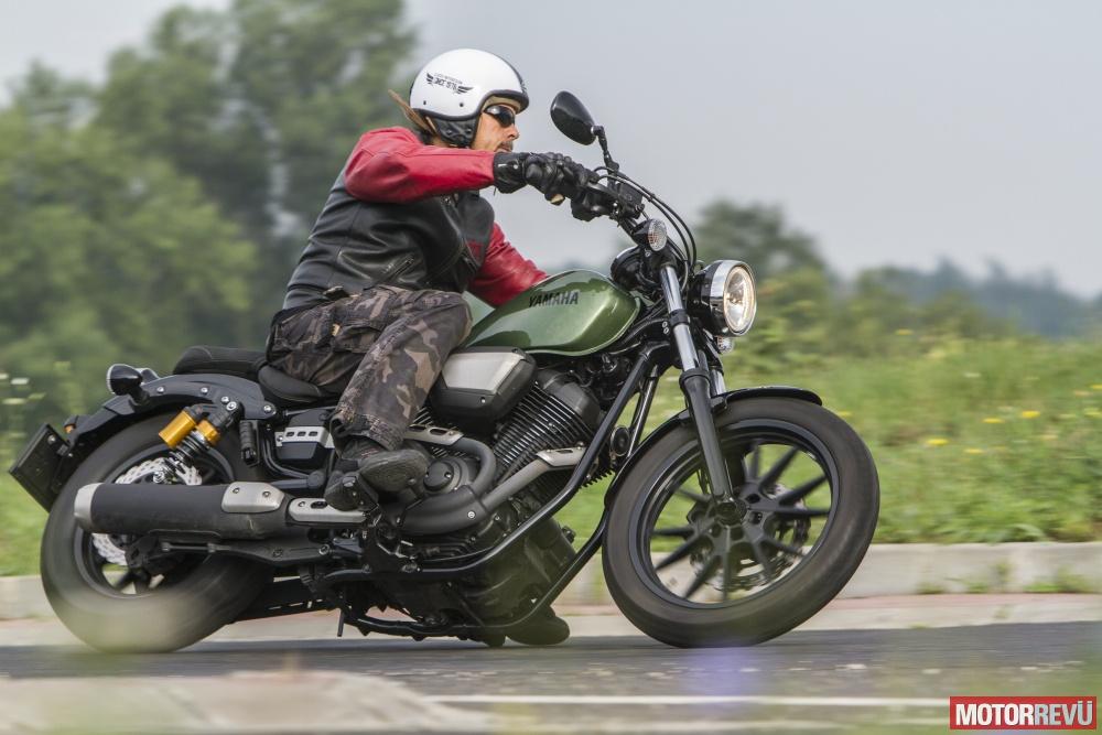 Motorok Yamaha XV950R