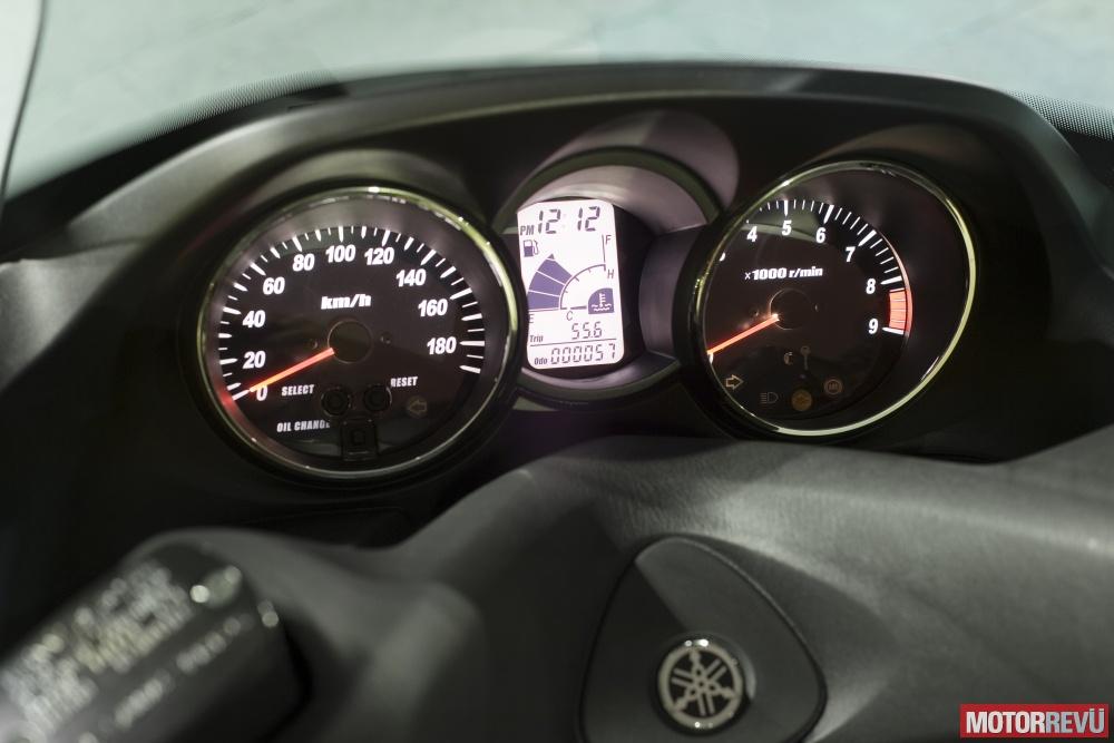 Motorok Yamaha YP400 Majesty 2009