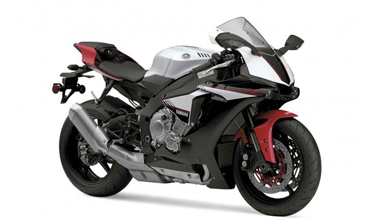 Motorok Yamaha YZF-R1S