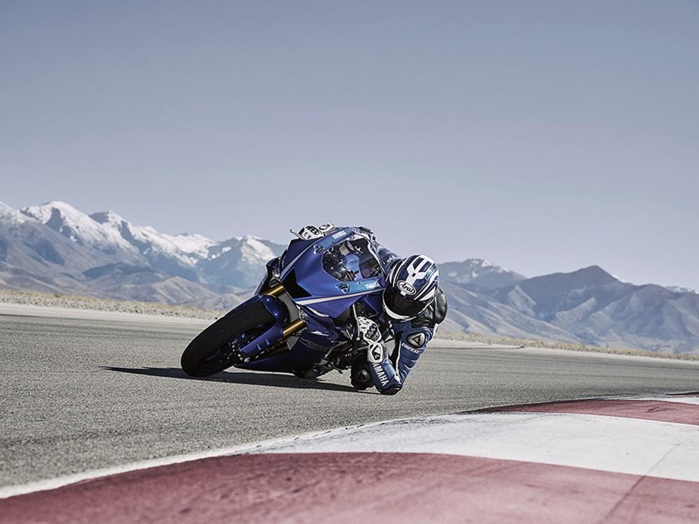 Motorok Yamaha YZF-R6 (2017)
