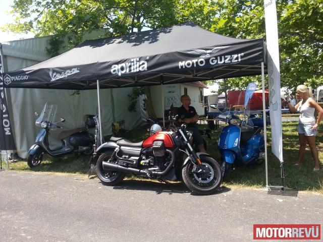 Találkozók, rendezvények Harley-Davidson Open Road Fest 2015