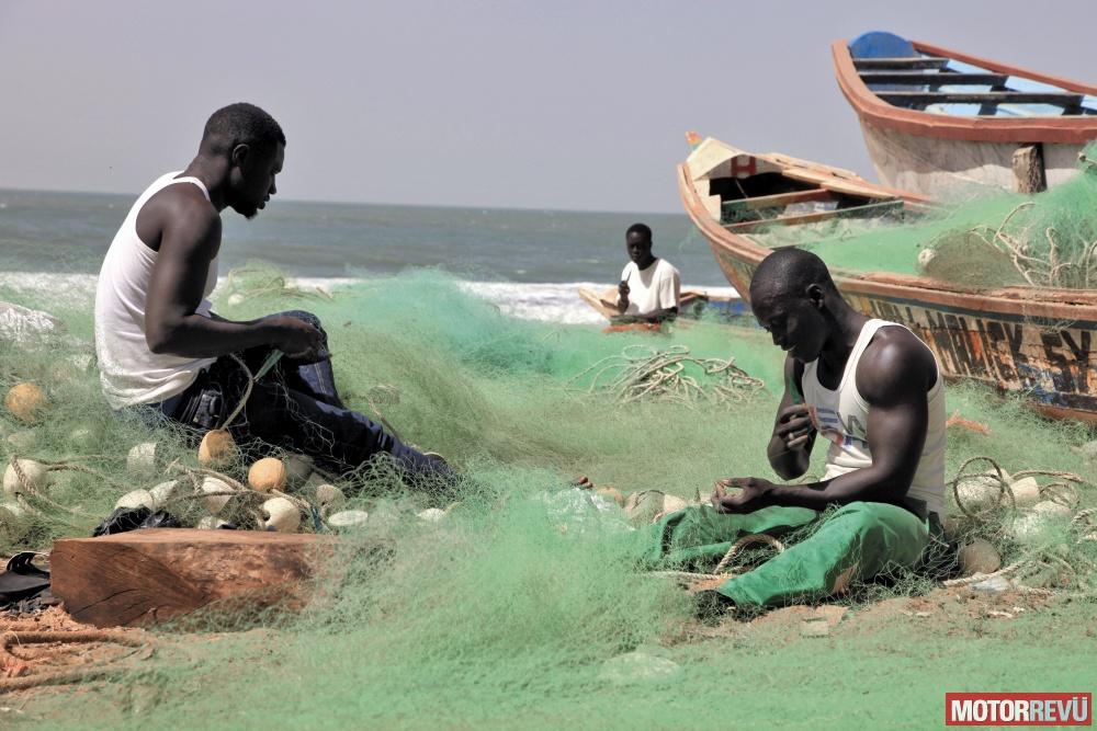 Túrák Gambiai motorozás 1. rész