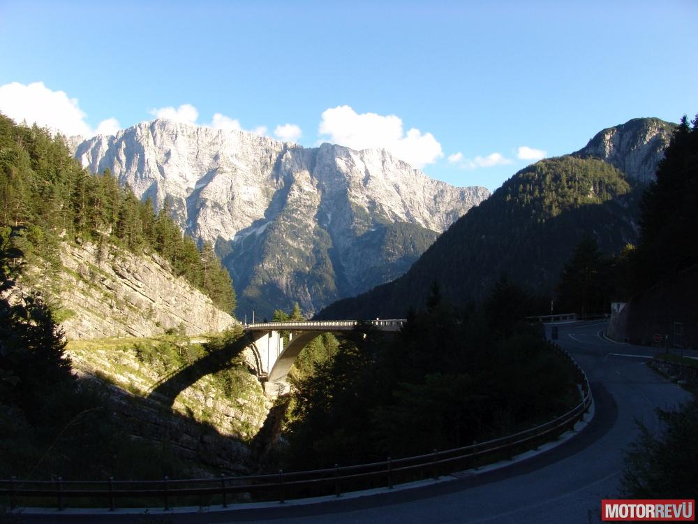 Túrák Júliai-Alpok