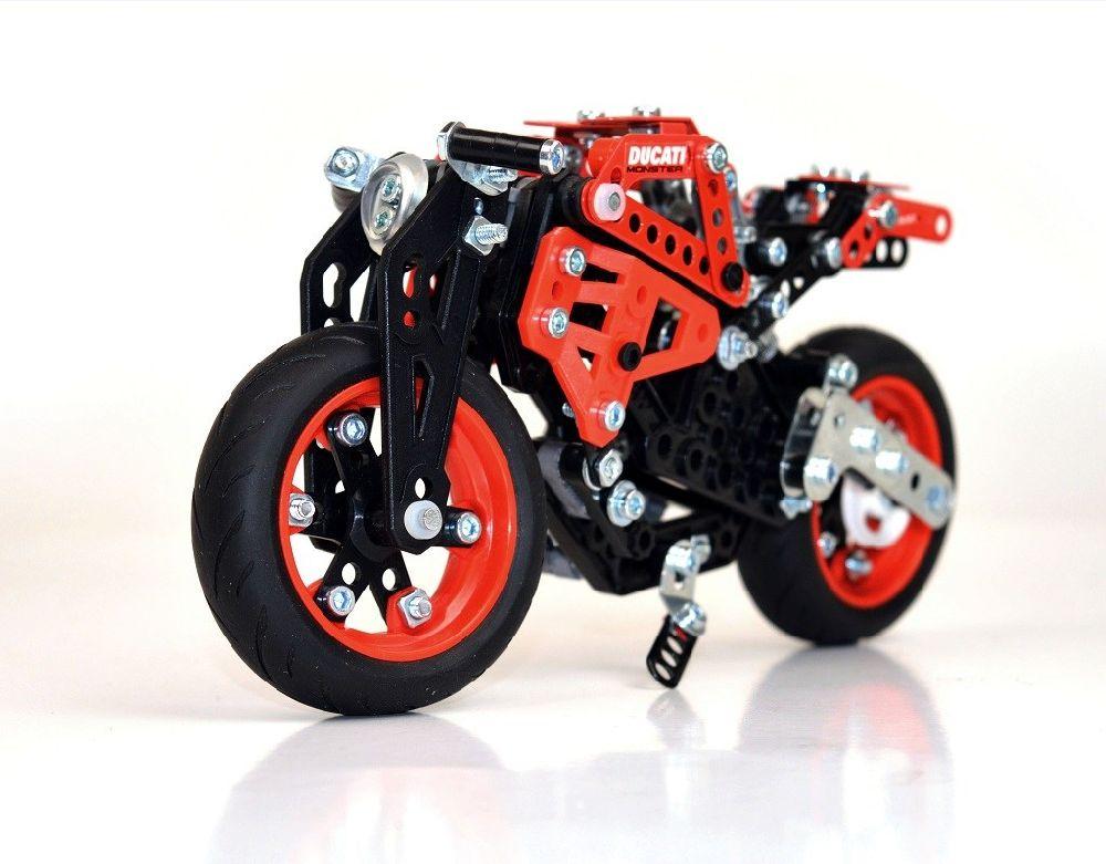 galéria Ducati Monster 1200S Meccano