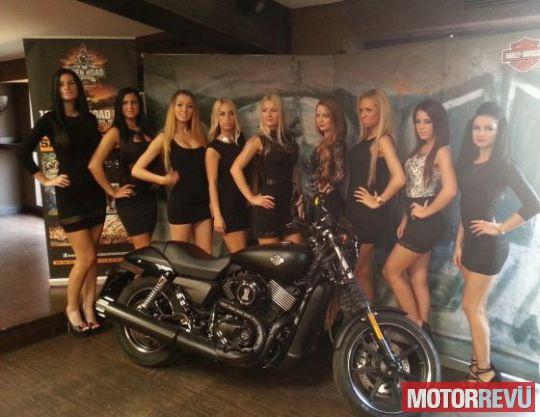 galéria Harley-Davidson Open Road Fest sajtótájékoztató