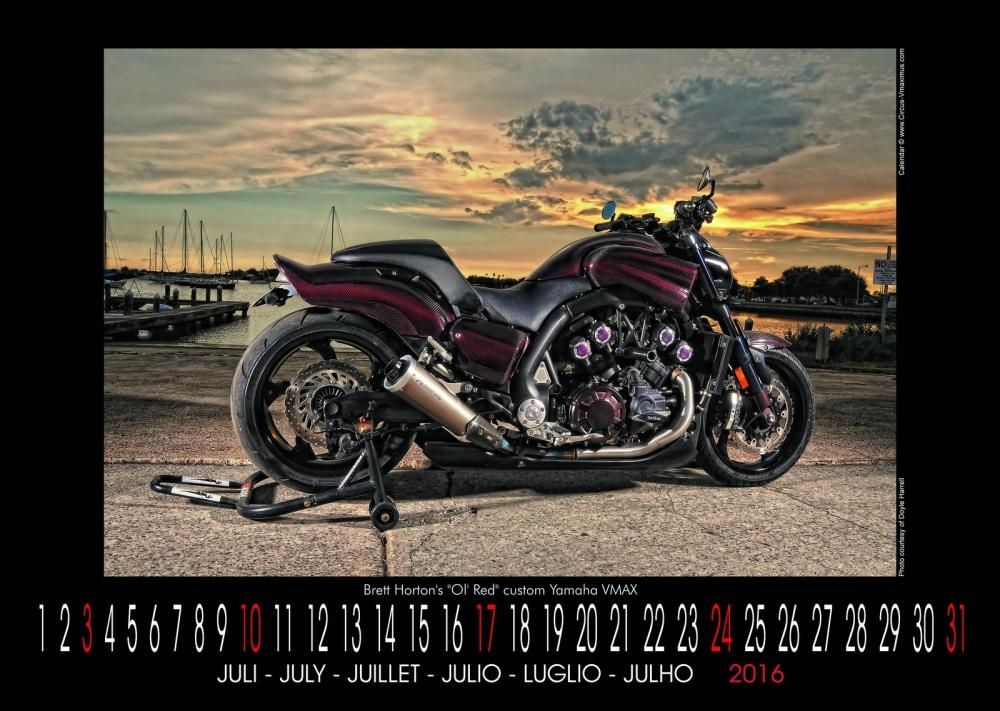 galéria 2016 CIRCUS VMAXIMUS naptár