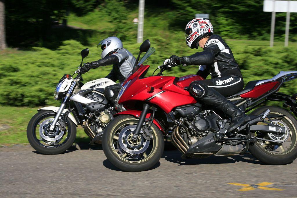 Yamaha XJ6 és Diversion olvasói teszt
